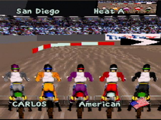 SuperCross 3D (World)