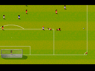 Sensible Soccer - International Edition (World)