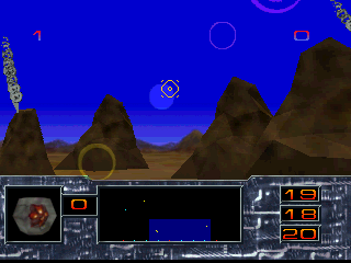Missile Command 3D (World)