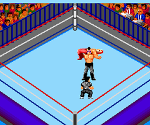 Fire Pro Wrestling - Combination Tag (Japan)