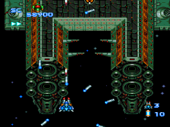 Blazing Lazers (USA)