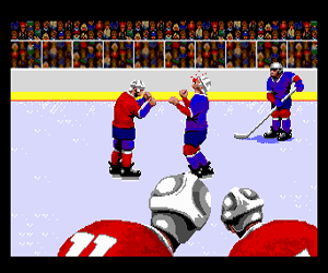 Play Turbografx 16 Tv Sports Hockey Japan Online In Your Browser