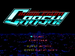 Bubblegum Crash! - Knight Sabers 2034 (Japan) [En by Dave Shadoff+Filler+Tomaitheous v1.0]
