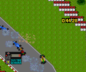 F1 Circus '92 - The Speed of Sound (Japan)