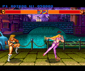 Strip Fighter II (Japan)