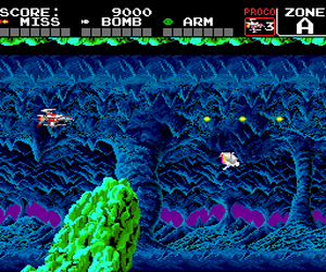 Darius Plus (Japan)