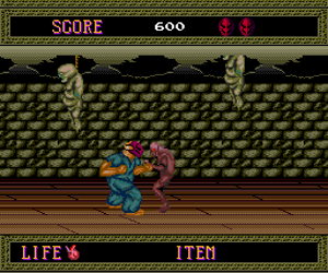 Splatterhouse (USA)