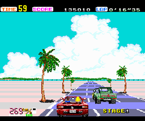 Out Run (Japan)