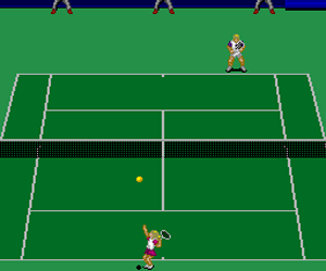 Power Tennis (Japan)