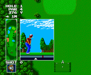 Power Golf (Japan)