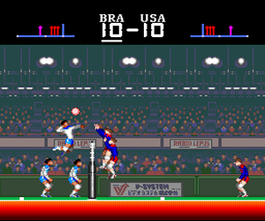 Super Volleyball (USA)