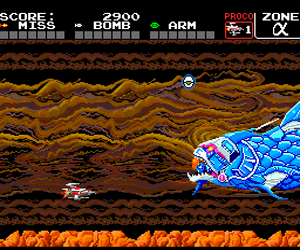 Darius Alpha (Japan)